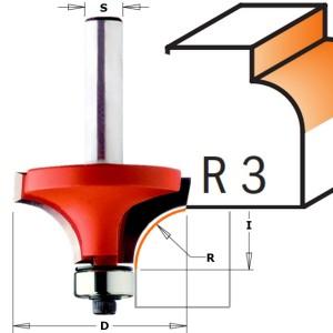 CMT 938.187.11 avrundingsfres R 3,0 mm