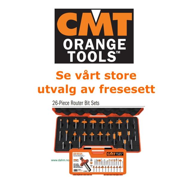 CMT fresesett