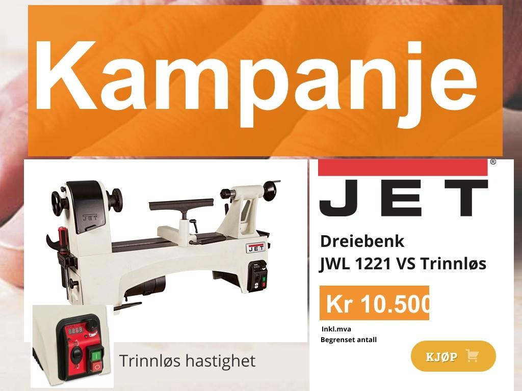 Kampanje_JET_Dreiebenk_JWL1221VS