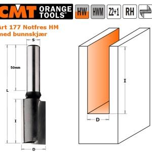 CMT HM notfres med bunnskjær