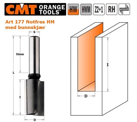 CMT 177.100.11 notfres med bunnskjær