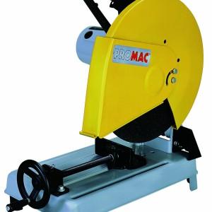 Promac 308c kappsag for stål og jern  med kappeskive. Kan også brukes med HM sagblad