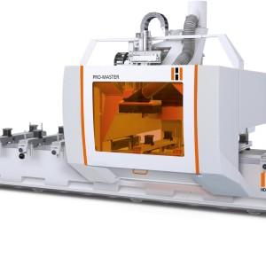 HolzHer CNC_7225 med Bumper fresemaskin