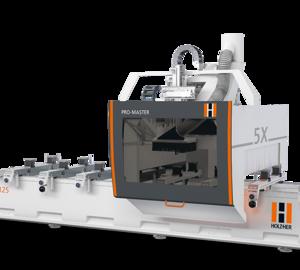 5-akset CNC