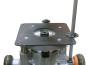 JET JRT-2 fresebord håndoverfres med sveiv for hev-senk