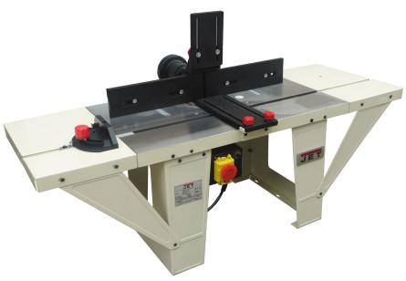 JET fresebord JRT-2 støpejern for håndoverfres