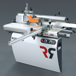 Robland fullkombinert snekkermaskin mod HX 260