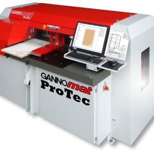 Ganner CNC maskin ProTec