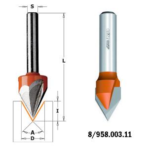CMT 958 Laser skriftfres