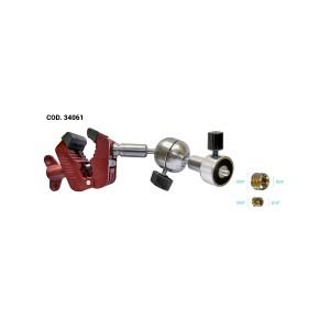 Multiprop 34061 Laser og kamerafeste med gjengeadapter