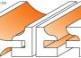 CMT 900.518.11 Fresesett for skapdører_profil A