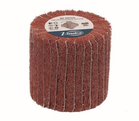 Virutex 6291216 Scotch børste med pusselerret