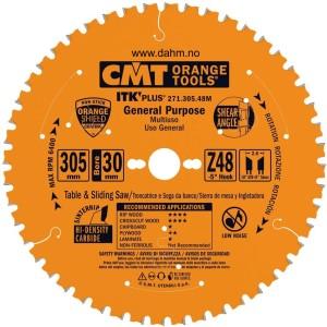 CMT 271.305.48M sagblad for tre