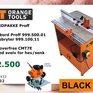 Fresebord Proff 2400W